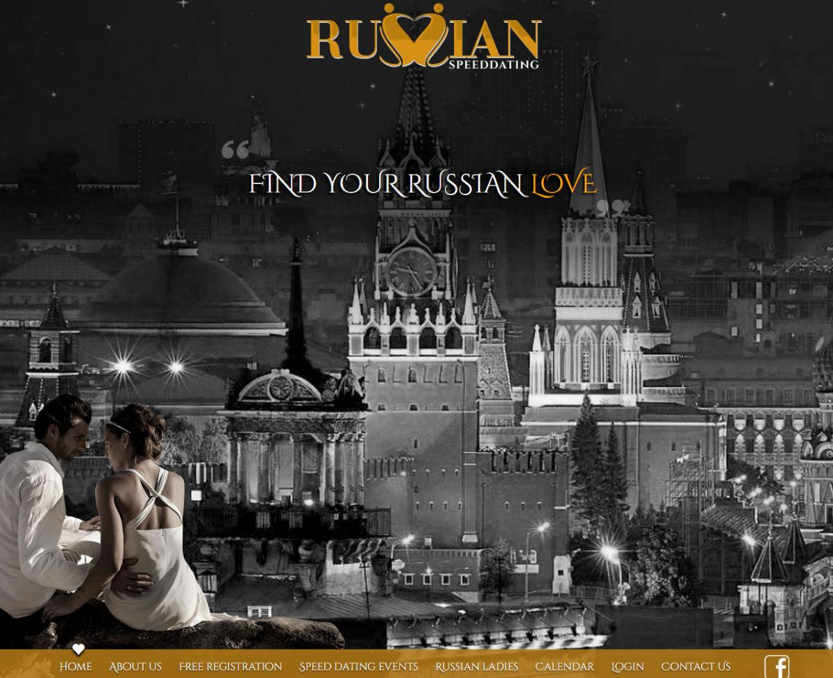 Russian speed dating london